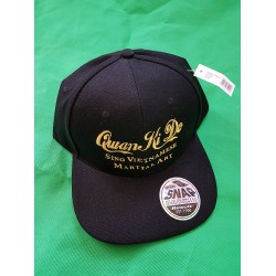 Cappellino Qwan ki do in cotone Black AXMSports - AX0029