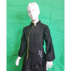 Vo Phuc Baby 10Oz uniform Qwan ki do Black AXMSports - AX0221