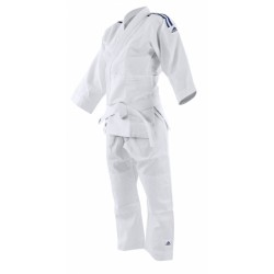 Karategi Modello J250 in Polycotton White Adidas