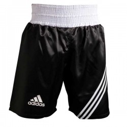 Pantaloncino Boxe in satin Black Adidas - 15502059