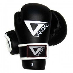 Guanto MMA Semi Contact Black Vandal - 35153052