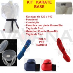 Kit Karate Basic AXMSports - AX0008