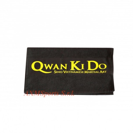Towel Qwan ki do Black AXMSports - AX0043