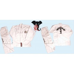 Uniforme Taekwondo Modello ITF allievo White Barrus - AMDT335