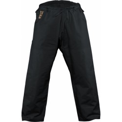 Vo Phuc Fight 12Oz pantalon Qwan ki do Black AXMSports - AX0230