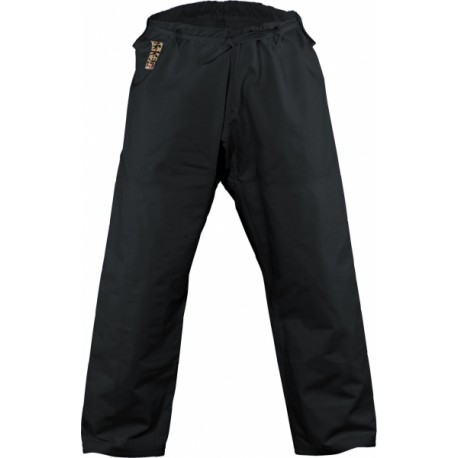 Vo Phuc Fight 12Oz pants Qwan ki do Black AXMSports - AX0230
