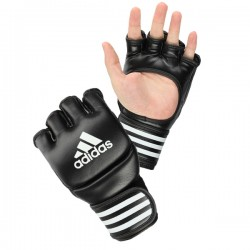 Guanti in Gel Modello MMA Ultimate Black Adidas - 35152072