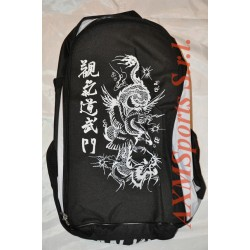 Backpack Qwan ki do Black AXMSports - AX0148